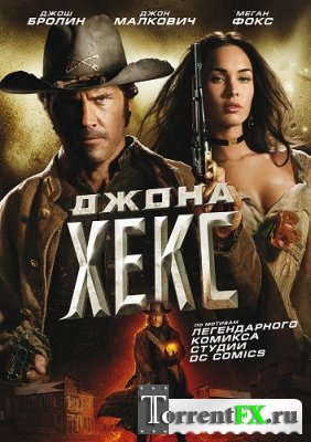 Джона Хекс / Jonah Hex (2010) BDRip 720p | Лицензия