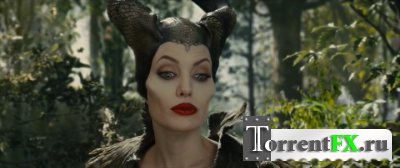 Малефисента / Maleficent (2014) DVDRip | Звук с TS