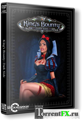 King's Bounty: Темная Сторона / King's Bounty: Dark Side. Premium Edition (2014) PC | RePack от R.G. Механики