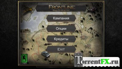 Frontline: Road to Moscow (2014) PC | Лицензия