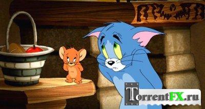 Том и Джерри: Потерянный дракон / Tom & Jerry: The Lost Dragon (2014) DVDRip | L1