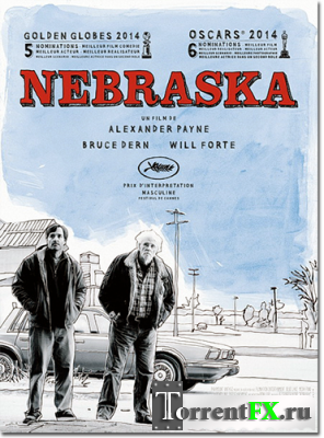 Небраска / Nebraska (2013) BDRip-AVC от Leo.pard and Scarabey | iTunes