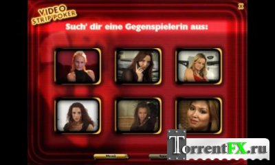 Video Strip Poker: Red Light Edition (2009) PC | Repack от R.G. UPG