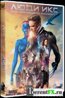 Люди Икс: Дни минувшего будущего (2014) WEB-DLRip