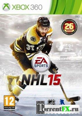 NHL 15 (2014) XBOX360 [LT+3.0]