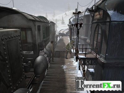 Сибирь 2 / Syberia 2 (2004) PC | RePack by SeregA-Lus