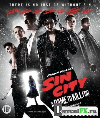 Город грехов 2: Женщина, ради которой стоит убивать (2014) WEBRip 720p