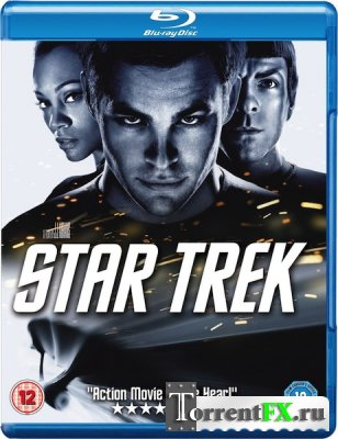 Звездный путь (2009) BDRip 720p | Лицензия