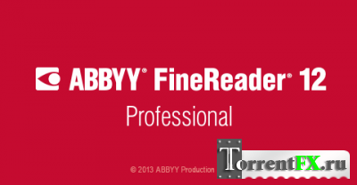 ABBYY FineReader 12.0.101.382 Professional Edition (2014) Repack