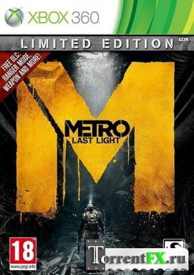 Metro: Last Light (2013) XBOX360 [LT+3.0]