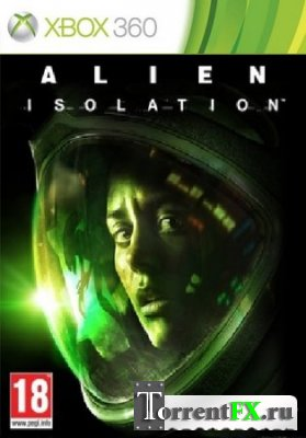 Alien: Isolation (2014/RU) XBOX 360 [LT+1.9]
