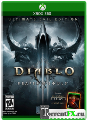 Diablo III: Reaper of Souls - Ultimate Evil Edition (2014) XBOX360 [LT+ 3.0]