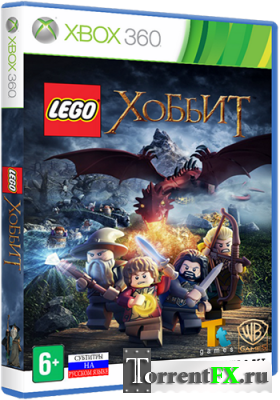 LEGO The Hobbit (2014) XBOX360 [LT+ 3.0]
