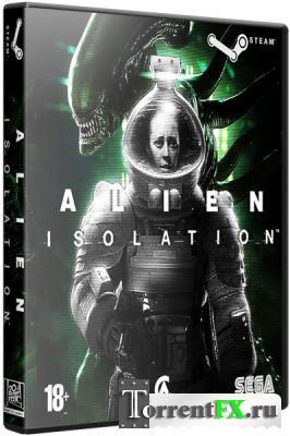 Alien: Isolation - Digital Deluxe Edition (2014) PC | RePack от R.G. Механики