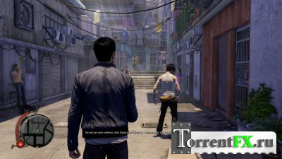 Sleeping Dogs: Definitive Edition (2014) PC | RePack от =Чувак