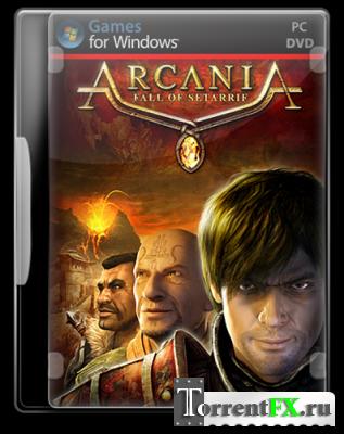 Arcania: Gothic 4 + Arcania: Fall of Setarrif (2010-2011) RePack от Audioslave