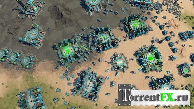 Planetary Annihilation (2014) Steam-Rip от R.G. GameWorks