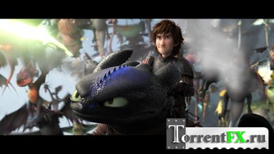 Как приручить дракона 2 (2014) BDRemux 1080p | Лицензия