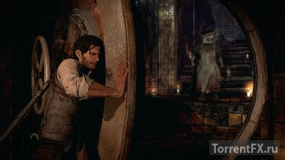 The Evil Within (2014) XBOX360 [Freeboot]