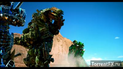 Трансформеры: Эпоха истребления 3D (2014) BDRemux 1080р | 3D-Video