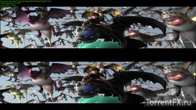 Как приручить дракона 2 (2014) BDRip 1080p | 3D-Video