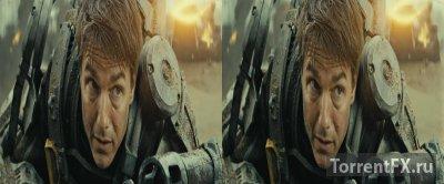 Грань будущего (2014) BDRip 1080p | 3D-Video | HSBS | 60 fps