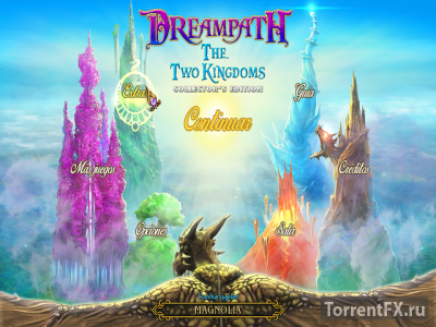 ����� ��������: ��� ����������� / Dreampath: The Two Kingdoms CE (2014) ��