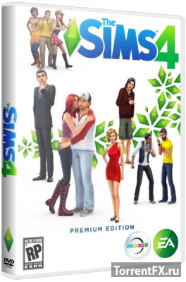 The Sims 4: Deluxe Edition (2014/1.3.32.10) RePack �� xatab