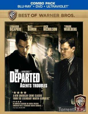Отступники (2006) BDRip 720p | Лицензия