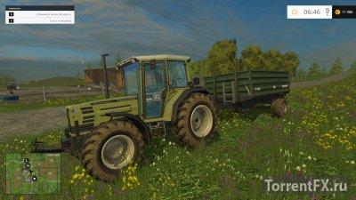 Farming Simulator 15 (2014) v1.4.2 + DLC's RePack от xatab