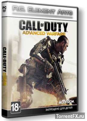 Call of Duty: Adwanced Warfare (2014) RePack от R.G. Element Arts