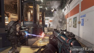 Call of Duty: Advanced Warfare (2014/RUS) XBOX360 [LT+3.0]