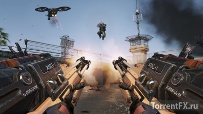 Call of Duty: Advanced Warfare (2014/RUS) XBOX360 [LT+3.0]