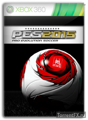 PES 2015 / Pro Evolution Soccer 2015 (2014) XBOX360 [FreeBoot]