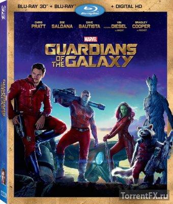 Стражи Галактики (2014) BDRip 720p