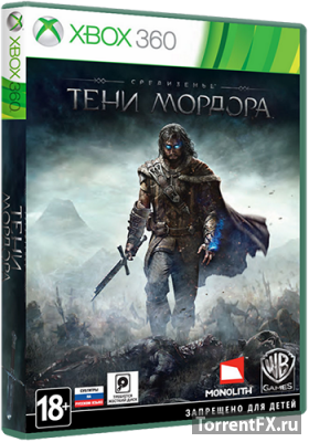 Middle Earth: Shadow of Mordor (2014) Xbox 360 [LT+ 3.0]