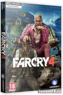 Far Cry 4 [Update 1] (2014/RUS/v1.3.0) RePack от =Чувак=