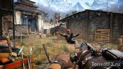 Far Cry 4 [Update 1] (2014/RUS/v1.3.0) RePack �� =�����=