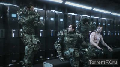 Звездный десант: Вторжение (2012) BDRip-AVC