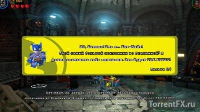 LEGO Batman 3: Beyond Gotham (2014) RePack от XLASER