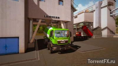 Construction Simulator 2015 (2014/RUS/ENG) Repack от Alpine