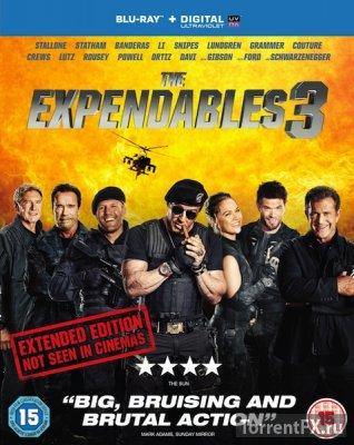 Неудержимые 3 (2014) BDRip 720p   Unrated Edition   Лицензия