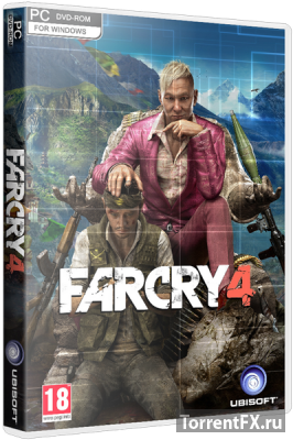 Far Cry 4 (2014/RUS/v1.7.0) RePack от xatab