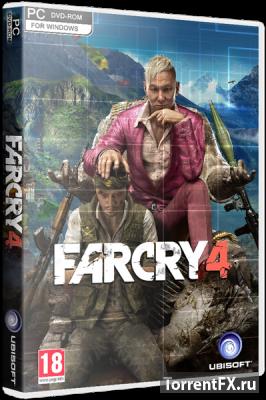 Far Cry 4 (2014/RUS/v1.4.0) RePack �� xatab