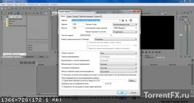 SONY Vegas Pro 13.0 Build 428 [x64] (2014) RePack by D!akov