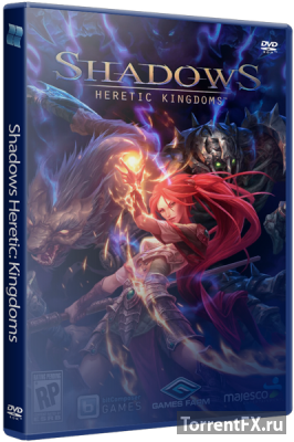 Shadows Heretic: Kingdoms - Book One Devourer of Souls (2014) RePack от xatab