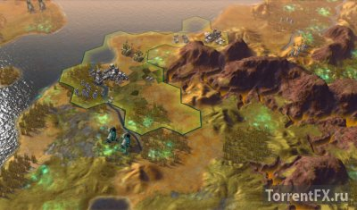 Sid Meier's Civilization: Beyond Earth (2014/RUS/Update 2 + DLC) RePack от xatab
