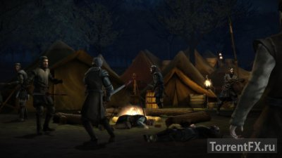 Game of Thrones - A Telltale Games Series. Episode 1-2 (2014) RePack от xatab