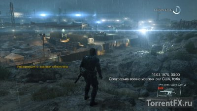 Metal Gear Solid V: Ground Zeroes (2014/RU) RePack от R.G. Steamgames