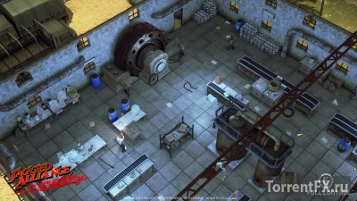 Jagged Alliance: Flashback (2014) PC | Лицензия
